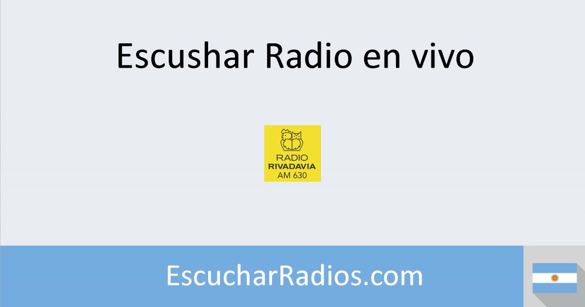 Radio Rivadavia En Vivo Escuchar Radio Online